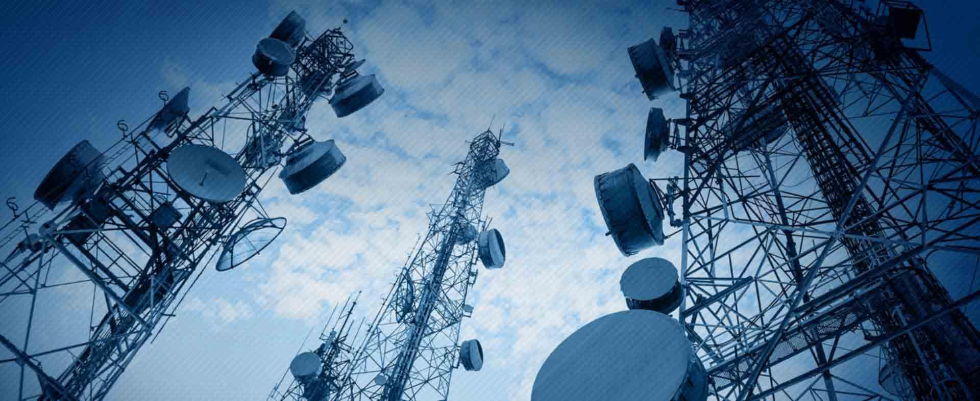 Thi công lắp đặt & bảo dưỡng các hệ thống viễn thông