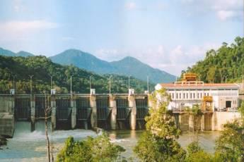 Dự án Thủy điện SeSan 3A