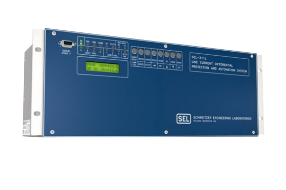 SEL-311L Line Current Differential Protection and Automation System