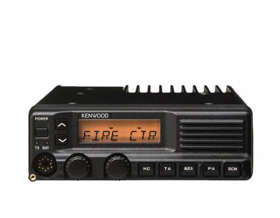 High Power Public Safety Mobile radios