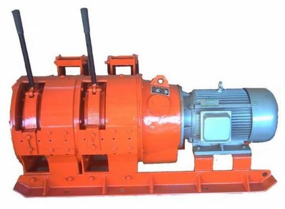2JP(B)-15 Explosion-proof Scraper Winch