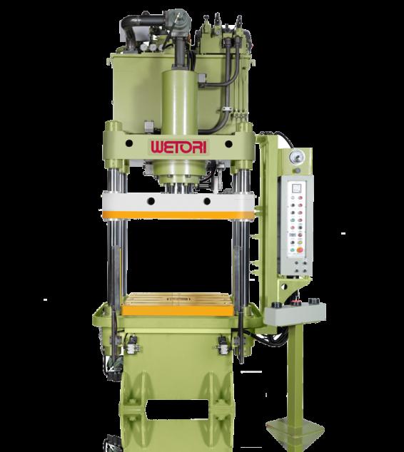 4-Column Hydraulic Press