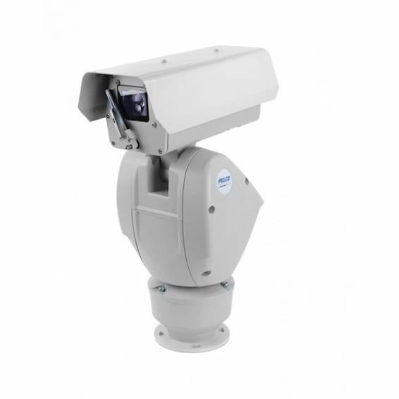 Pelco ES6230-15US 2 Megapixel Network Indoor/Outdoor PTZ Camera With Wiper, 30X